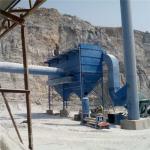 矿山原破碎系统除尘器的突出优点矿山除尘器脉冲袋式除尘器