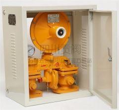 四川 华泰燃气调压箱RX40 DN40 燃气调压箱成都代理商