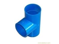 出售   PVC-U兰色给水三通   厂家直销