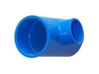 出售  PVC-U兰色给水变径三通  厂家直销