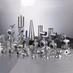 不锈钢卫生级管件 成都不锈钢管件价格