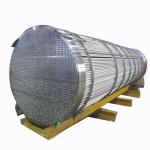 不锈钢换热器管 成都不锈钢管件