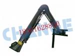上海焊接车间吸烟管道安装万向柔性吸气臂长济CE-YXB