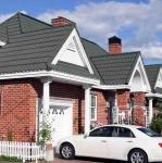 新农村建设用瓦 老房子平顶改坡顶用瓦-传树秸秆瓦