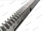 模3斜齒研磨高精度齒條 臺灣進口斜齒條 研磨防銹齒條