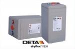 德国DETA银杉蓄电池 2VEG1000 2V1000AH