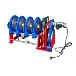 四川热熔对接焊机专卖 手摇四环HDA-250-4C型
