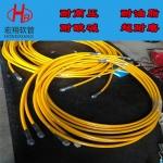高压尼龙树脂软管,液压扳手/高压油泵树脂高压进油软管