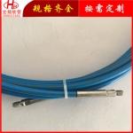 管道疏通高压水清洗软管,钢丝缠绕清洗机高压树脂水软管