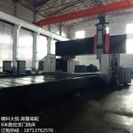 雙頭數控龍門銑床 8米龍門銑床 廠家供應 歡迎來廠考察試工件