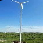 家用辦公用小型風力發電機2000w山東民用風力發電機2kw