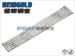 鐵路設備銅編織線_TZX-10鍍錫銅編織線_扁平銅編織帶