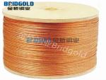 金橋廠家直銷特軟銅絞線軟連接銅電刷線碳刷線,非標定制