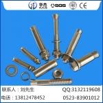 304不锈钢膨胀螺栓