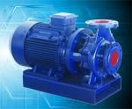 ISW臥式單極管道離心泵