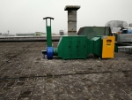 汽修喷漆房废气整理方案 喷漆废气治理设备 工业废气处理设备