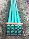河北PVC格栅管厂家 保定PVC格栅管价格 雄县PVC格栅管