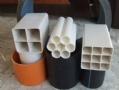 最新PVC管 最新PVC多种格栅管厂家*规格*价格