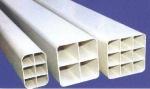 天津-唐山PVC电力格栅管厂家 北京PVC格栅管经销商价格
