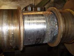 熱噴涂、激光焊、電刷度