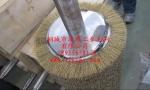 表面處理用鋼絲刷,鋼絲刷輥