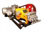 天津旋喷钻机配套设备|GZB-40C高压注浆泵