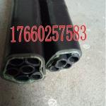 山西高平煤矿PE-ZKW8*16多芯束管到货价格