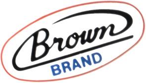 日本布朗牌Brown