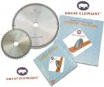 日本大象牌Great Elephant合金園鋸片