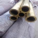 H59低铅钟表厚壁黄铜管 好车削加工