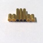 H65小口径厚壁黄铜管 精密下料切割黄铜管