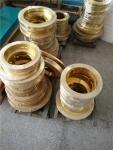 H65半硬弹簧黄铜带 分条黄铜带