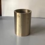 HAl77-2高硬度工业铝黄铜套 车光铸造铝黄铜套