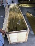H65硬薄壁精密黄铜管 切割无毛刺黄铜管
