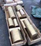 qal9-4实心车光铝青铜棒 高硬度铸造铝青铜套