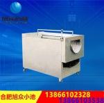 合肥厂家直销旭众牌加工厂专用全自动SZ-100洗菜机