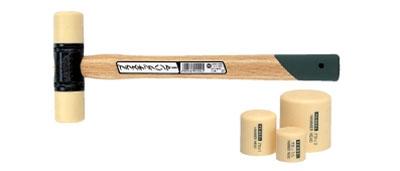 日本 VESSEL(威威)手动工具 橡胶锤 70*1/4