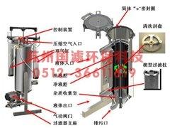 刮盘式自清洗过滤器生产厂家_材质_过滤精度_作用_安装服务