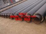 菏泽市小区供暖聚氨酯塑套钢保温管市场/厂家