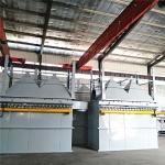 肃宁轮胎厂全套除尘设备200袋300袋350袋除尘器批量出厂