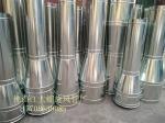 螺旋風管  排煙排氣管不銹鋼 鍍鋅板 風管設備生產廠家
