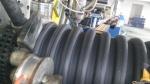 四川成都高密度内肋增强PE螺旋波纹管DN500厂家直销