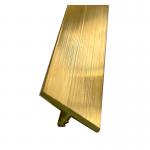 T型纯铜条地板压条实心镶嵌木门家具背景墙装饰T型黄铜条门槛收