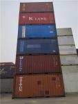 標準集裝箱 6米12米 20英尺40英尺 海運集裝箱出租出售