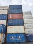 天津澳亞二手集裝箱 全新箱20尺40尺長期出售