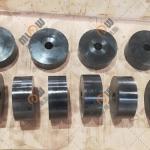 供应上海重载聚氨酯包胶轮