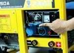 汽油发电电焊机型号规格大全
