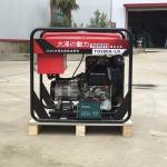 半自动焊接400A进口发电焊机