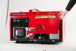 7KW開架式柴油發電機TO7900ET