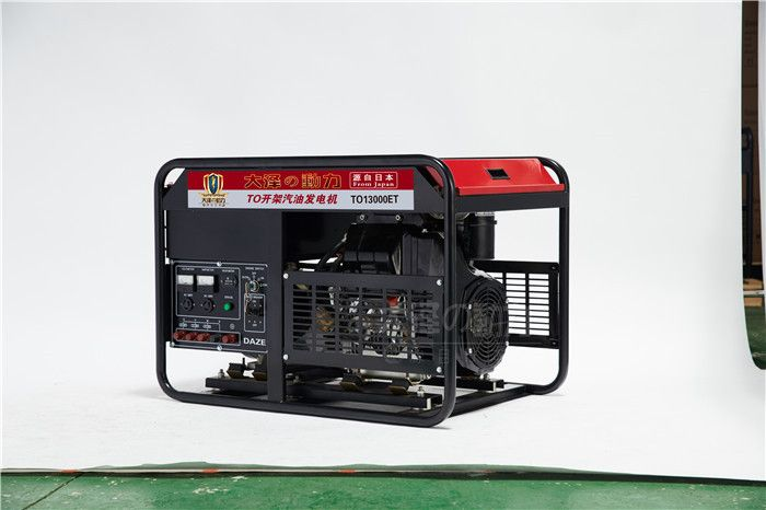 日产12kw汽油发电机组耗油量